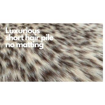 leopard no matting