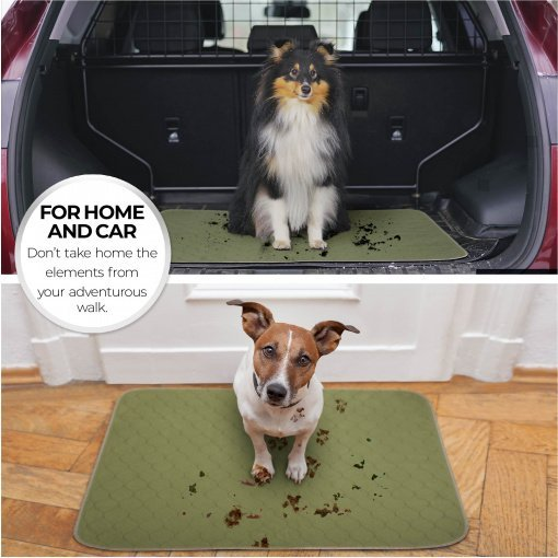 travel mat or mud trapper